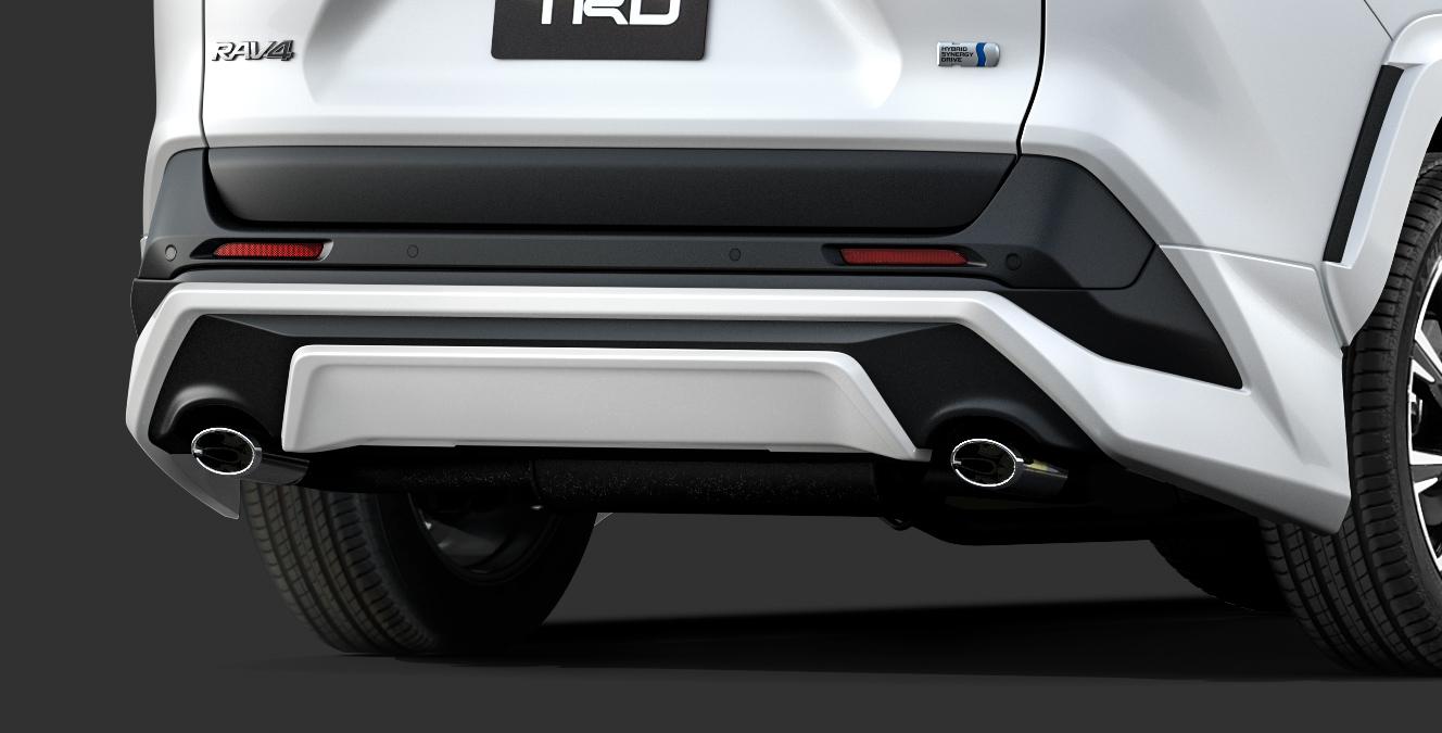 「TRDが仕立てた新型RAV4「Adventure」用パーツはタフな印象を強調する「フィールド・モンスター」」の24枚目の画像