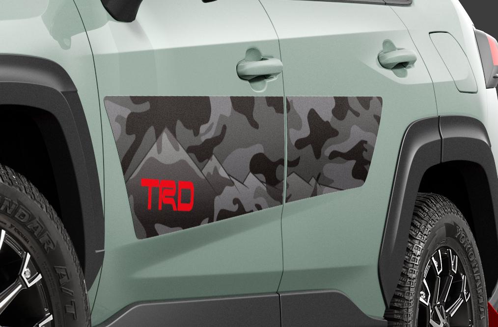 「TRDが仕立てた新型RAV4「Adventure」用パーツはタフな印象を強調する「フィールド・モンスター」」の30枚目の画像