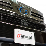 トヨタ・ヴェルファイア(エアロ仕様)に後付けできる全方位駐車アシスト機能付サイドビューカメラが発売 - sub1