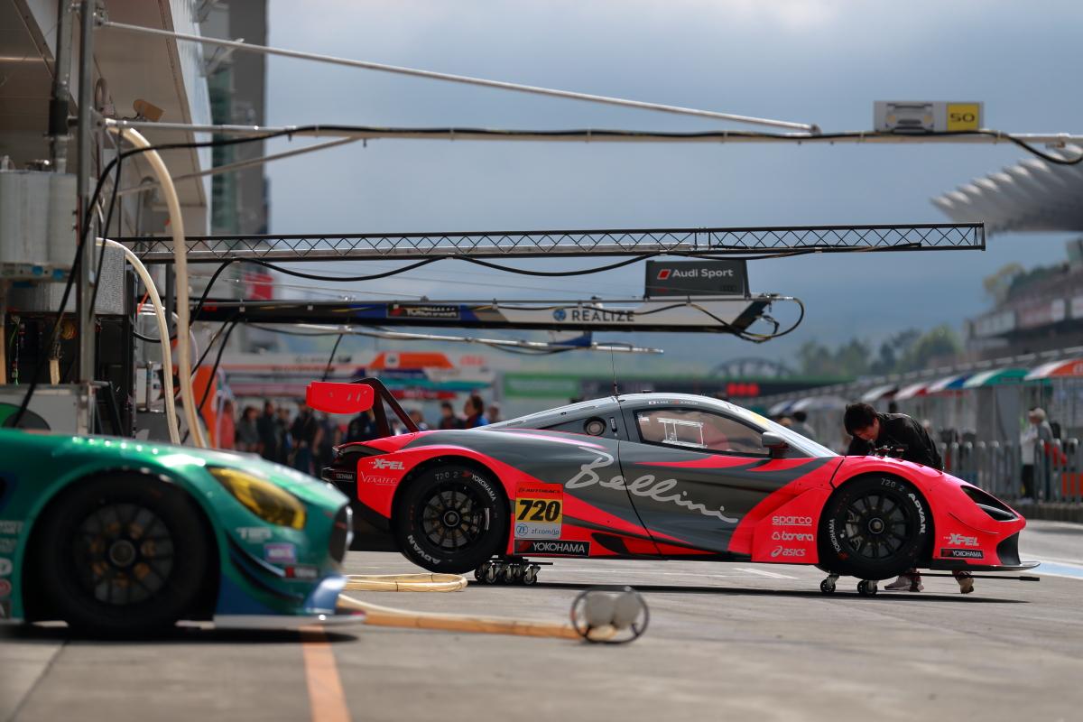 「令和の幕開け! 改元後初のビッグレース、スーパーGT2019第2戦が富士スピードウェイで開催」の5枚目の画像