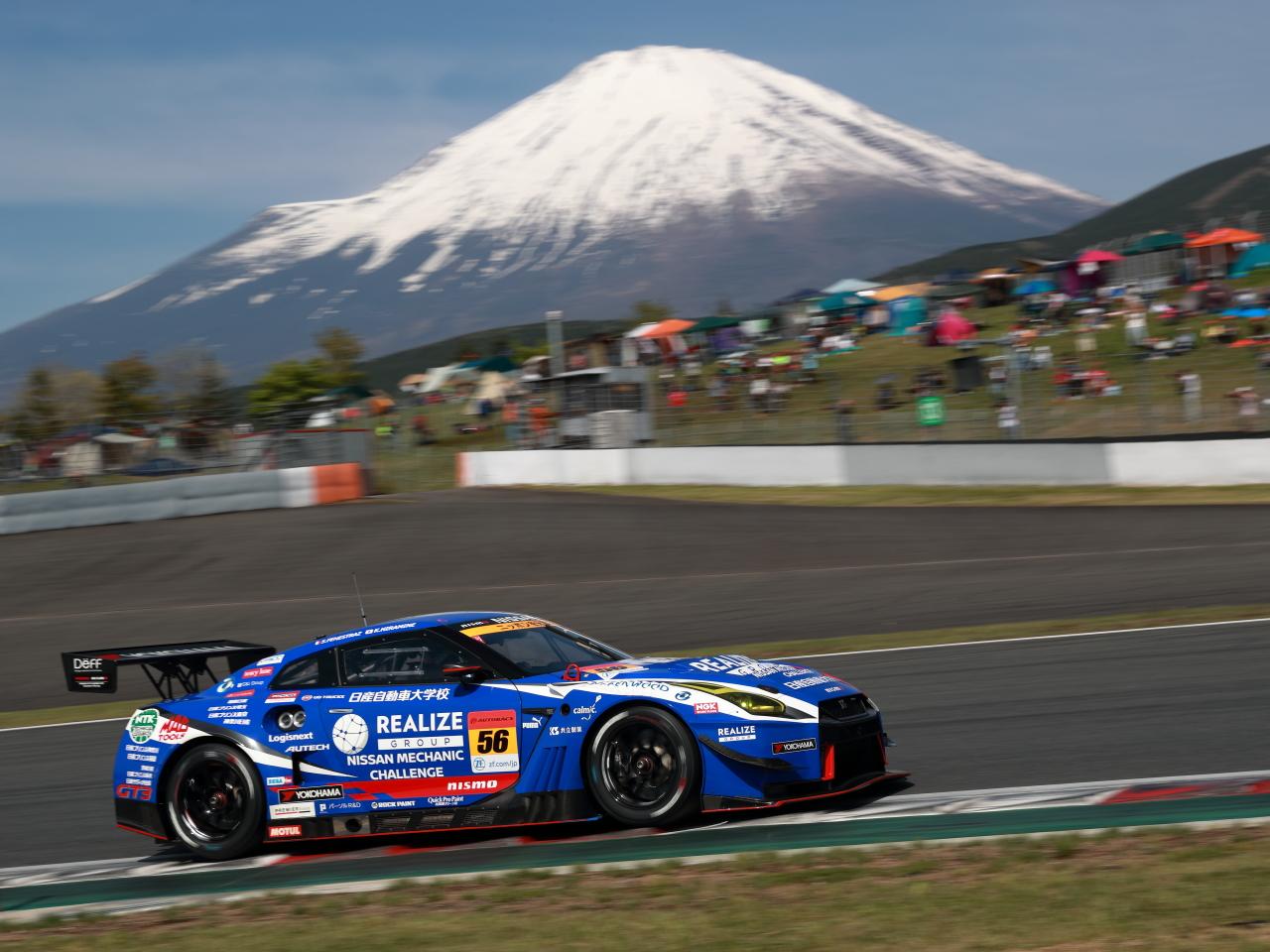 「【SUPER GT 2019】GT300ポールポジション獲得の立役者、サッシャ・フェネストラズってどんな人?」の2枚目の画像