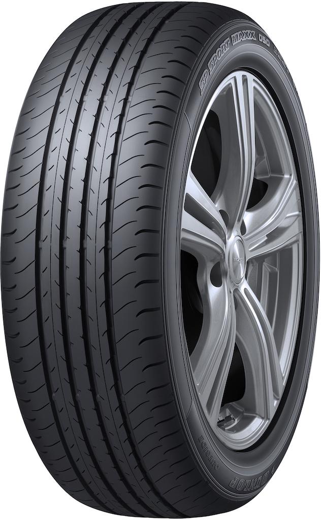 「レクサス・LSのOEタイヤにダンロップのランフラットタイヤ「SP SPORT MAXX 050 DSST CTT」が採用」の2枚目の画像