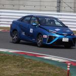 元F1ドライバー・井出有治選手も初体験の全日本EV選手権。ドノーマルのMIRAIで完走するドライビングとは?【モーターファンフェスタ2019】 - 4S5A6571