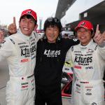 憧れのドライバーに会えるチャンス! 親しみやすいスーパーGTにぞっこんLOVE【SUPER GT Rd3 SUZUKA300kmの魅力②】(PR) - GT300_Winner001