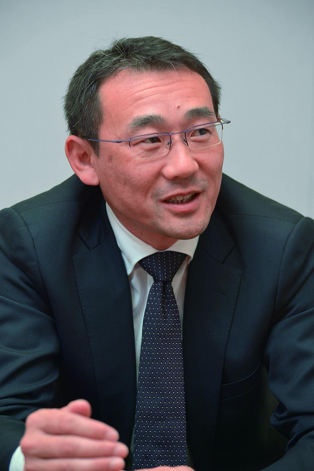 トヨタ自動車株式会社 ユニットセンター エンジン開発推進部 主査:太田行紀氏(肩書きは取材当時)