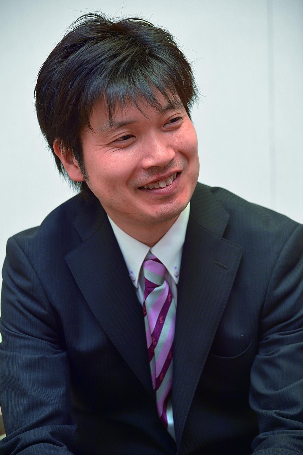 トヨタ自動車株式会社 ユニットセンター エンジン設計部 第2基盤技術設計室 主任:西浦博之氏(肩書きは取材当時)