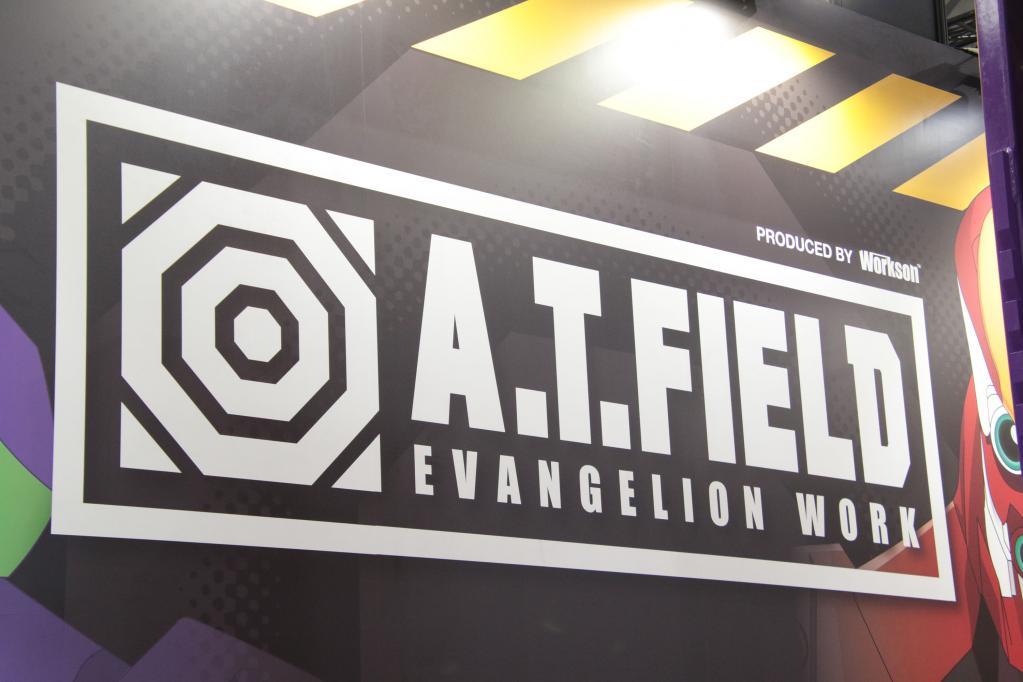 「A.T.FIELD」ブランドロゴ