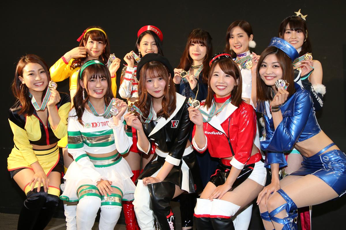 「日本レースクイーン大賞2019 新人部門のファイナリスト10名が決定!」の17枚目の画像