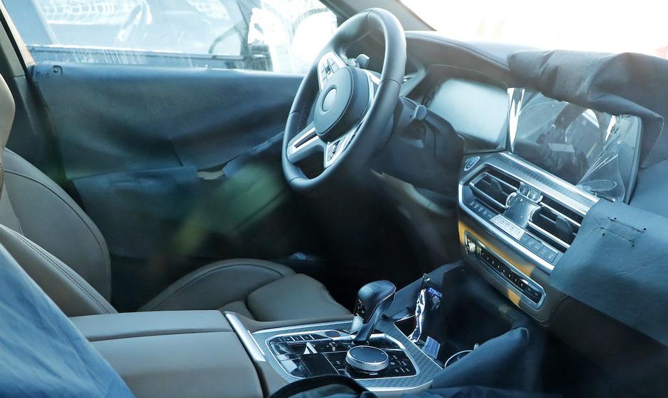 「ランボルギーニ・ウルスがライバル! 新型BMW・X6Mの最終デザインを確認」の3枚目の画像