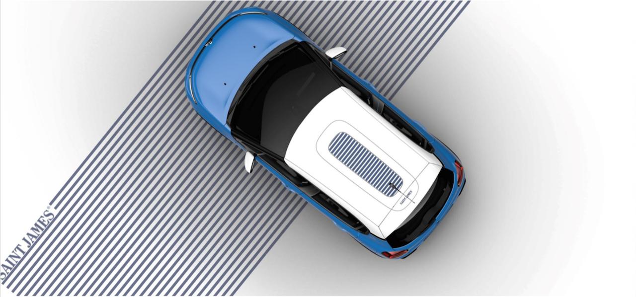 「【新車】ベストセラーのシトロエンC3とセントジェームスがコラボした「C3 × SAINT JAMES」が登場」の2枚目の画像