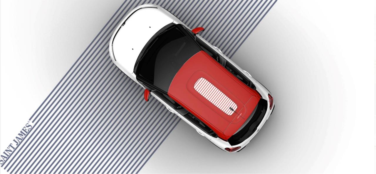 「【新車】ベストセラーのシトロエンC3とセントジェームスがコラボした「C3 × SAINT JAMES」が登場」の4枚目の画像