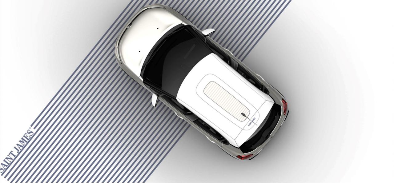 「【新車】ベストセラーのシトロエンC3とセントジェームスがコラボした「C3 × SAINT JAMES」が登場」の5枚目の画像