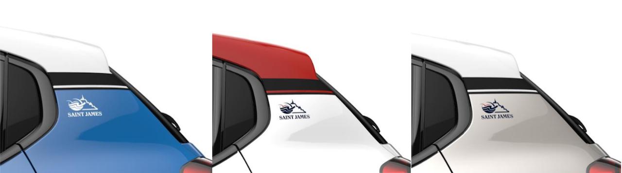 「【新車】ベストセラーのシトロエンC3とセントジェームスがコラボした「C3 × SAINT JAMES」が登場」の6枚目の画像