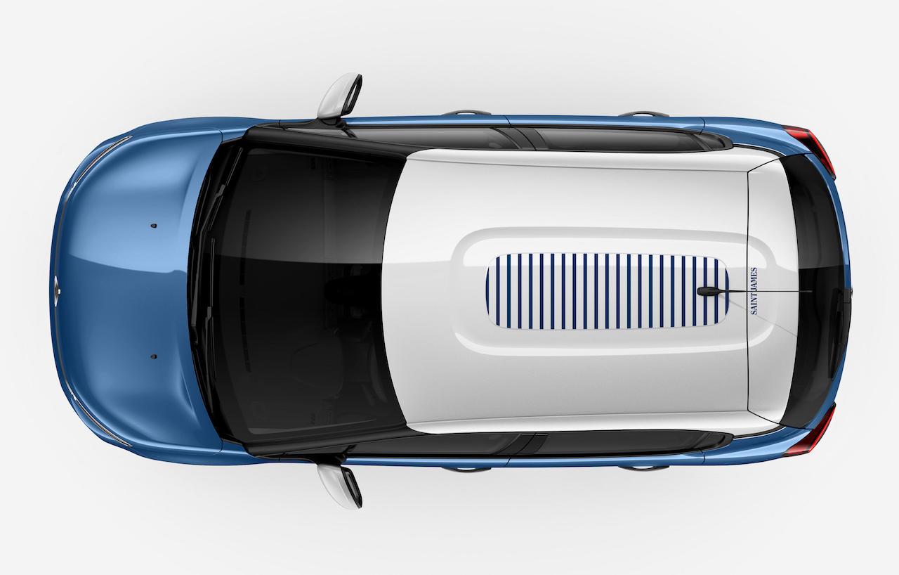 「【新車】ベストセラーのシトロエンC3とセントジェームスがコラボした「C3 × SAINT JAMES」が登場」の8枚目の画像