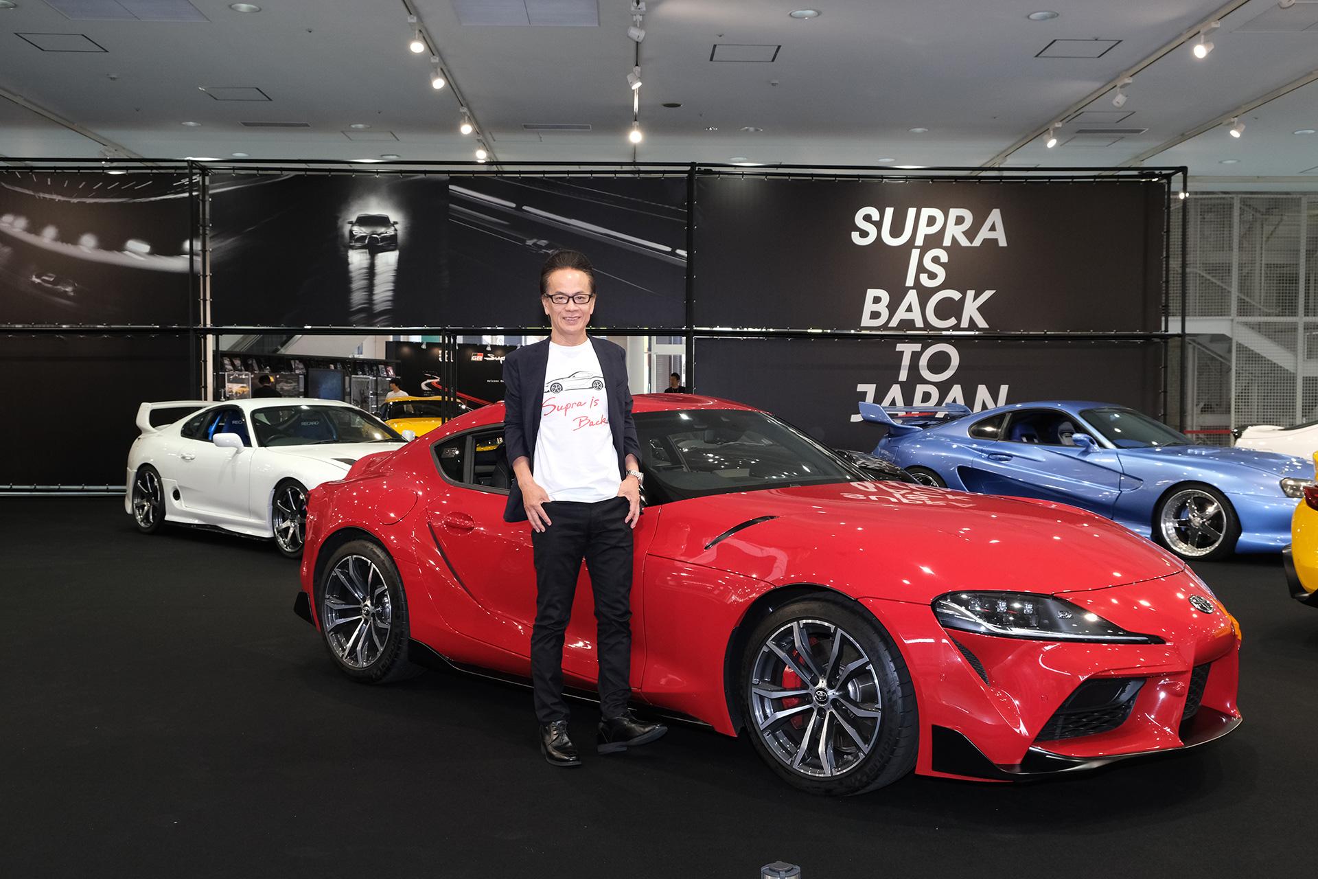 「約43万人がGRスープラを購入!? 「GR Supra GT CUP」の決勝大会を「第46回東京モーターショー2019」で開催」の1枚目の画像
