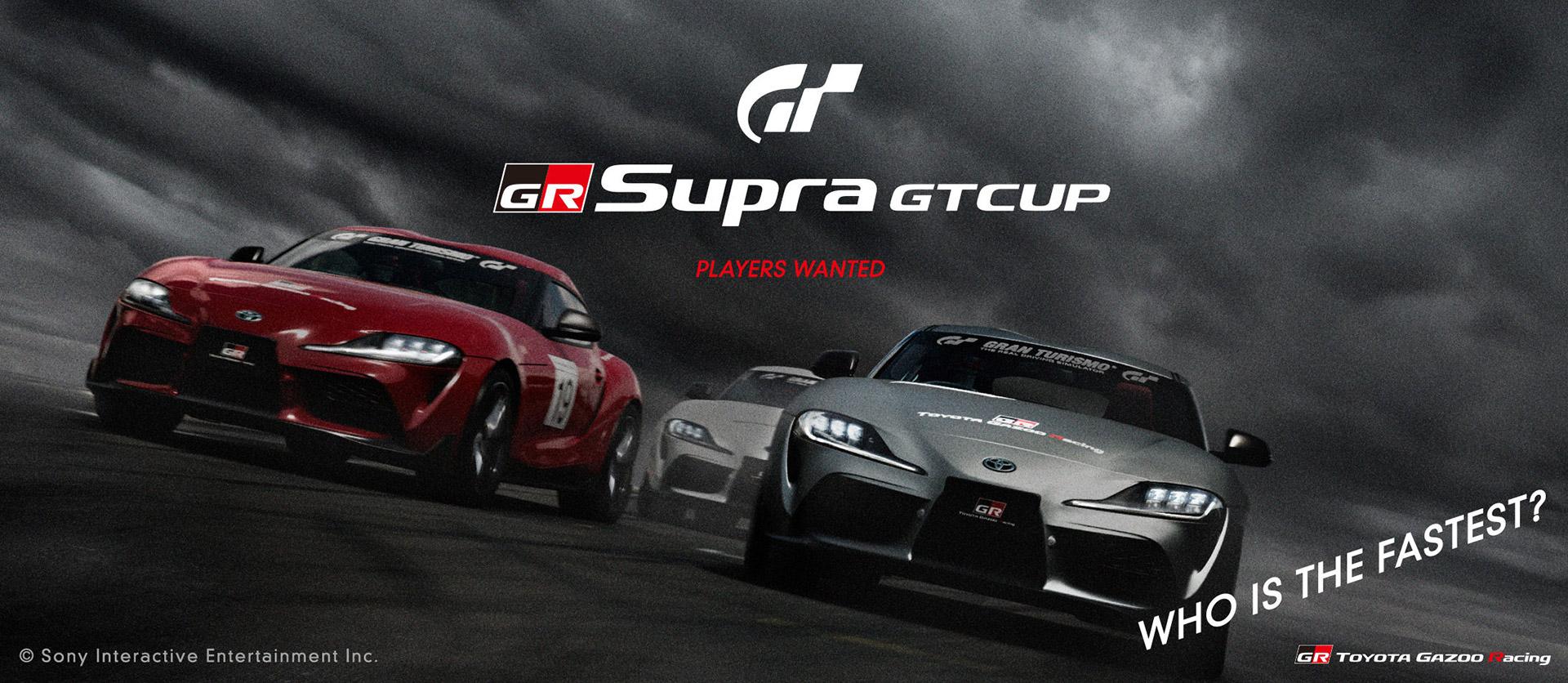 「約43万人がGRスープラを購入!? 「GR Supra GT CUP」の決勝大会を「第46回東京モーターショー2019」で開催」の3枚目の画像