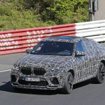 「ランボルギーニ・ウルスがライバル! 新型BMW・X6Mの最終デザインを確認」の24枚目の画像ギャラリーへのリンク