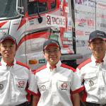 新型車も開発し、チーム体勢も一新。日野のダカールラリー挑戦が新しい局面に - MM2_5914