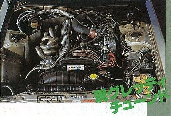 「昭和No.1のハイソカー7Mソアラ、トラスト流の大改造計画がスタート!その1【OPTION 1986年7月号より】」の3枚目の画像