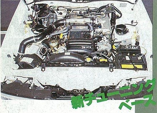 「昭和No.1のハイソカー7Mソアラ、トラスト流の大改造計画がスタート!その1【OPTION 1986年7月号より】」の4枚目の画像
