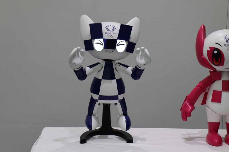 東京2020大会マスコットロボット
