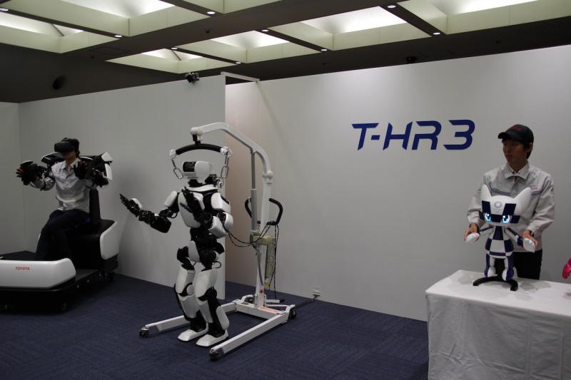 東京2020マスコットロボット