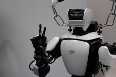 ヒューマノイドロボット「T-HR3」