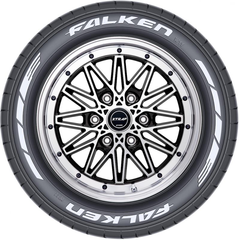 レター タイヤ ホワイト
