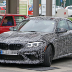 BMW・M2に最強モデル「CS」が設定! コックピットを激写 - BMW M2 CS 3
