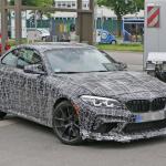 BMW・M2に最強モデル「CS」が設定! コックピットを激写 - BMW M2 CS 5