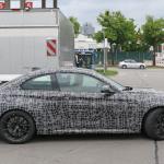 BMW・M2に最強モデル「CS」が設定! コックピットを激写 - BMW M2 CS 6
