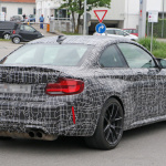 BMW・M2に最強モデル「CS」が設定! コックピットを激写 - BMW M2 CS 8