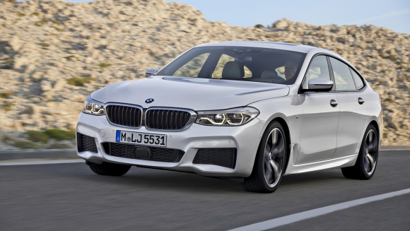 BMW6シリーズ グランドツーリズモ