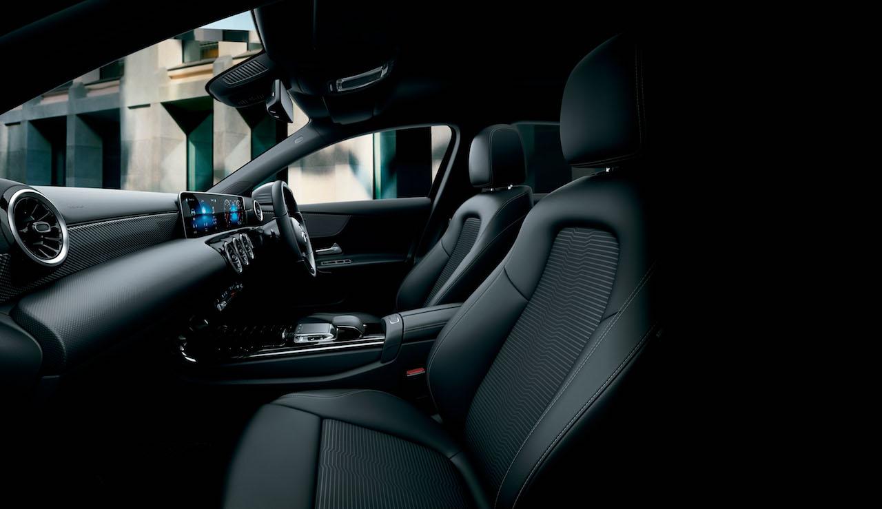「【新車】メルセデス・ベンツからAクラス セダンが登場。4ドアクーペのような官能的なスタイリングで魅せる」の8枚目の画像