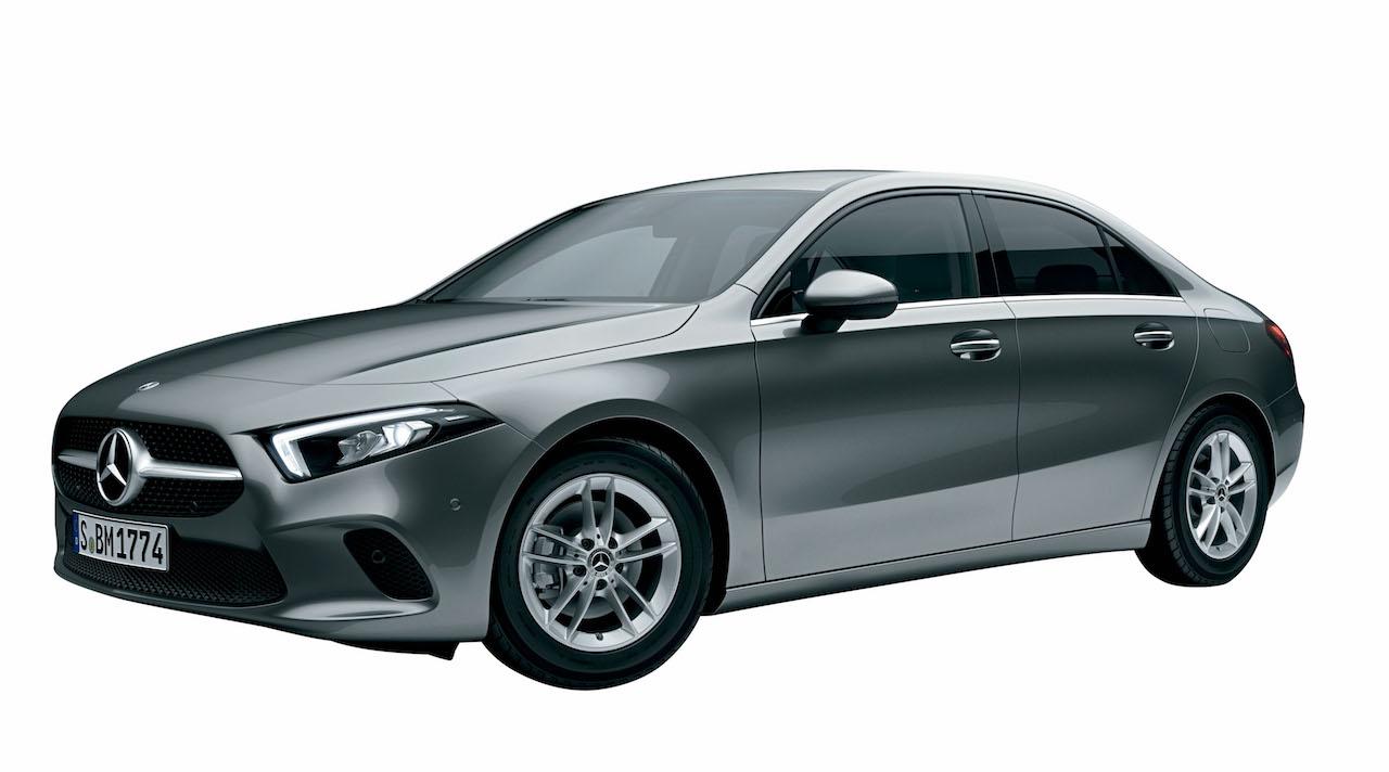「【新車】メルセデス・ベンツからAクラス セダンが登場。4ドアクーペのような官能的なスタイリングで魅せる」の2枚目の画像
