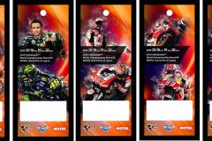 MotoGP V席チケット3