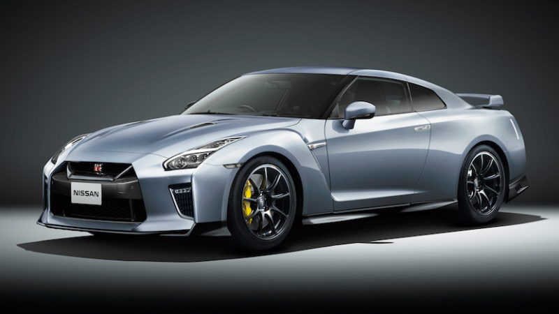 NISSAN GT-R Track edition engineered by NISMO