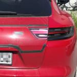 証拠はテールゲートの擬装!? ポルシェ・パナメーラ スポーツツーリスモ、初の改良型プロトタイプをキャッチ - Porsche Panamera Sport Turismo Facelift 2