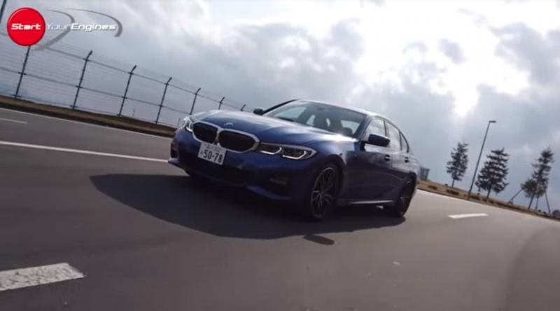 BMW330i Mスポーツ全体画像