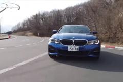 BMW330i Mスポーツのフロントフェイス