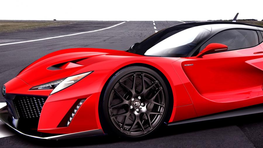 トヨタ・GRスーパースポーツの市販型は東京モーターショーで初