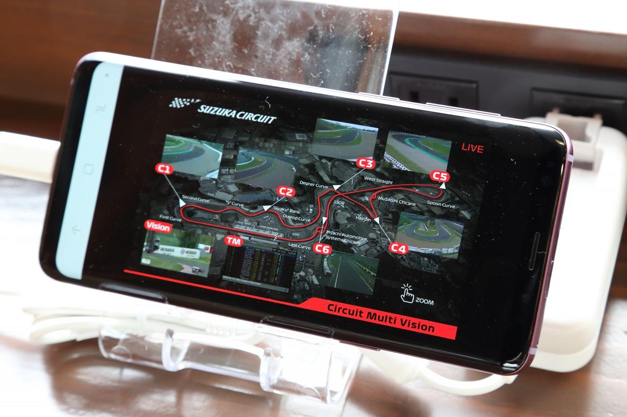 「こんなに見られちゃうの!? 鈴鹿サーキットの新観戦エリア限定のレース映像配信サービスが激アツ」の17枚目の画像