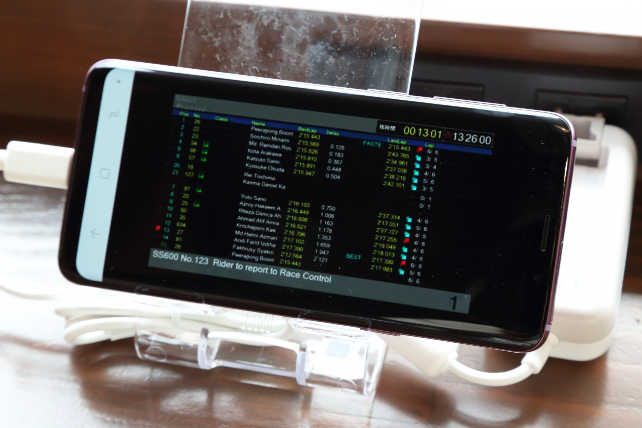 「こんなに見られちゃうの!? 鈴鹿サーキットの新観戦エリア限定のレース映像配信サービスが激アツ」の19枚目の画像