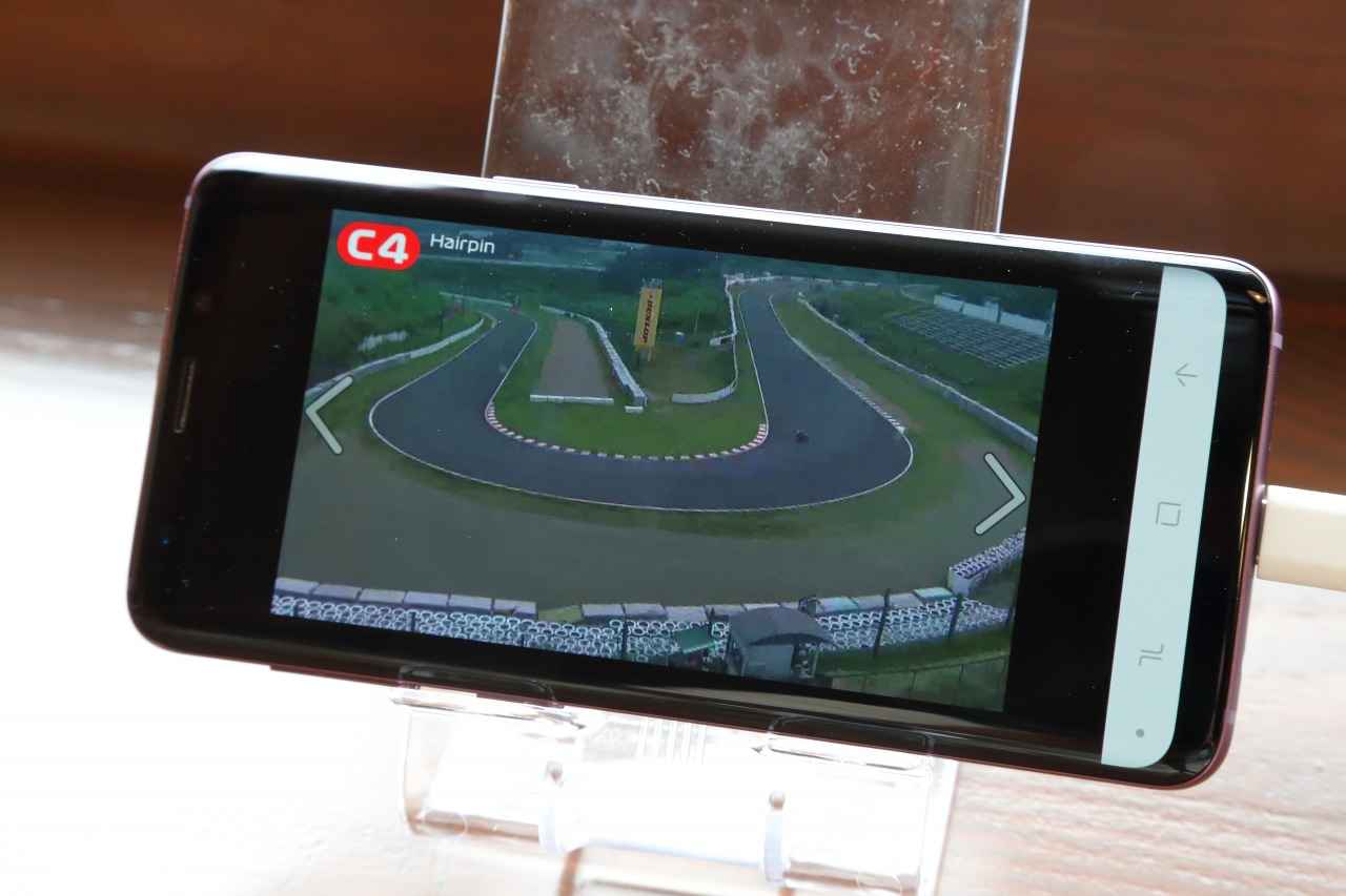 「こんなに見られちゃうの!? 鈴鹿サーキットの新観戦エリア限定のレース映像配信サービスが激アツ」の20枚目の画像