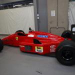 ゲルハルト・ベルガーの愛機「フェラーリF187」が富士スピードウェイに登場【SUPER GT 2019】 - 2019-08-03 13.19.37-1