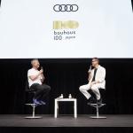デザインは「継承」であり「人」だ! Audi TT日本導入20周年記念トークイベントでバウハウスとカー・デザインを語る - アウディメイン