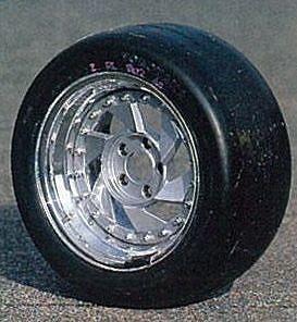 300ZXのタイヤ