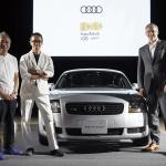 デザインは「継承」であり「人」だ! Audi TT日本導入20周年記念トークイベントでバウハウスとカー・デザインを語る - アウディイメージ