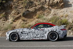 メルセデスAMG GT R ブラックシリーズ外観_012