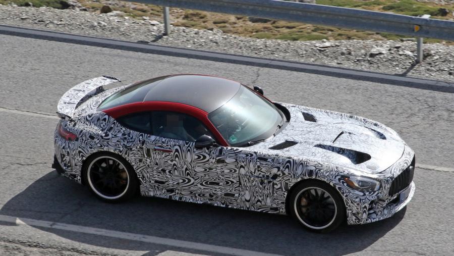 メルセデスAMG GT R ブラックシリーズ外観_002